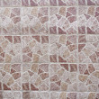 Wall tile construction - Stock Photo
