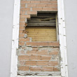 Stock Photo: Window bricks