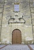 大教堂的门面 — 图库照片