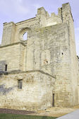 Structure medieval castle — Stock Photo