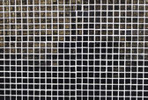 Pared negra — Foto de Stock