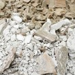 Stock Photo: Bricks and rubble