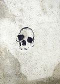 Death Skull — Stock Photo