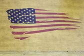 United States flag — Stock Photo