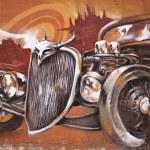 Постер, плакат: Car Hell