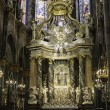 Spanish Cathedral Interior — Stock fotografie #25897903
