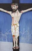 God crucified — Stock Photo
