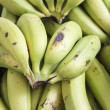 Ripe plantains — Stock Photo