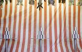 Circus game — Stockfoto
