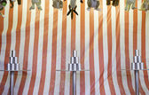 Circus oyunu — Stok fotoğraf