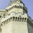 Towers in castle — Stockfoto