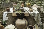 Ceramic Vases — Stockfoto