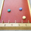 Wooden game — Stock Photo