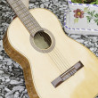 Spanish guitar — Stock Photo