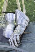 手套战争 — 图库照片