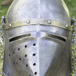 Armor helmet — Stock Photo