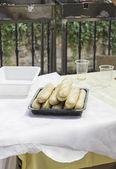Bread Restaurant — Stock Photo