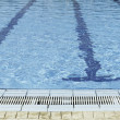 Olympic pool — Stock Photo