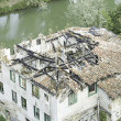House Destroyed — Stock Photo