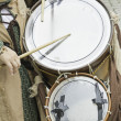 Band drum — Stockfoto