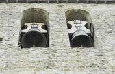 Romaanse klokkentoren — Stockfoto