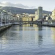 Estuary of Bilbao — Stock Photo #38083339
