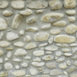 Stock Photo: Stone wall house