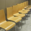 Chairs in waiting room — Stock Photo #40979551