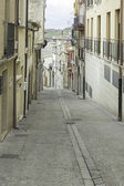 Kostnader i street — Stockfoto