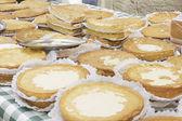 Torta tortas caseras — Foto de Stock