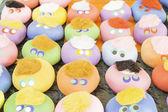 Antistress balls — Stock Photo