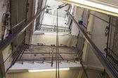Aufzugsschacht — Stockfoto