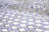 Pavimenti in cotto — Foto Stock