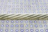 Portuguese tiles — Stock Photo