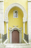 Arch sintra palace — Foto Stock