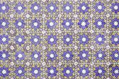 Timbrato piastrelle — Foto Stock