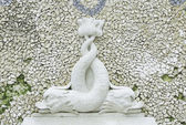 Snakes stone sintra — 图库照片