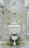 Gothic Tile Source — Foto Stock