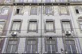Old building tiles — Stockfoto