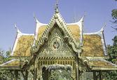 Templo oriental — Foto Stock