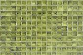 Jasne zielone kafelki — Zdjęcie stockowe