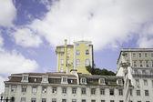 здание площади лиссабона — Стоковое фото