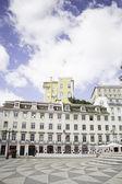 старое здание лиссабона — Стоковое фото