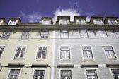 дома в лиссабон — Стоковое фото
