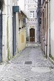 Street with urbanization — Stock Photo