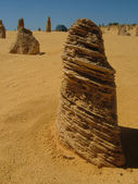 Termite mounds. Australia. — Stock Photo
