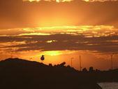 Sunset. — Stock Photo