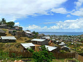 Pemba. A city in Mozambique, Africa. Indian ocean coast. — Foto de Stock