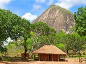 NAMAPA, MOZAMBIQUE - 6 DESEMBER 2008: Amazing, beautiful scenery — Stock Photo