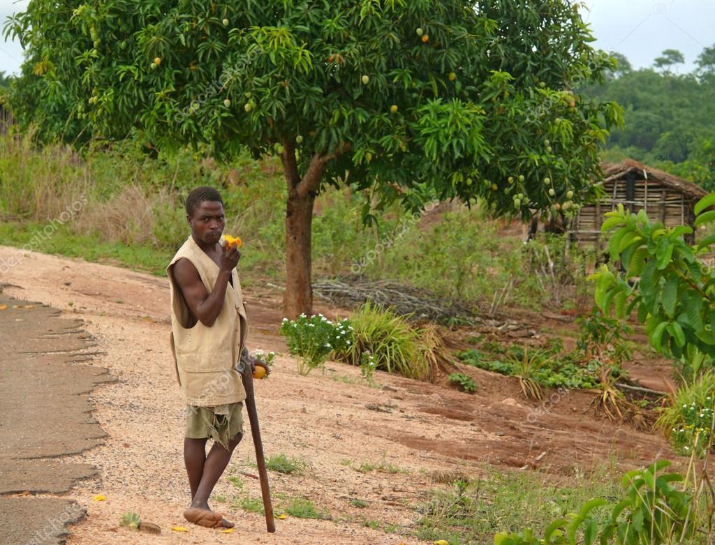 alto africano desprotegido